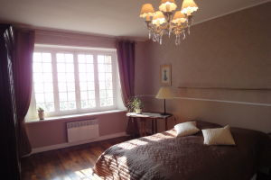 Les Lilas Hattonchatel Tower Bedroom